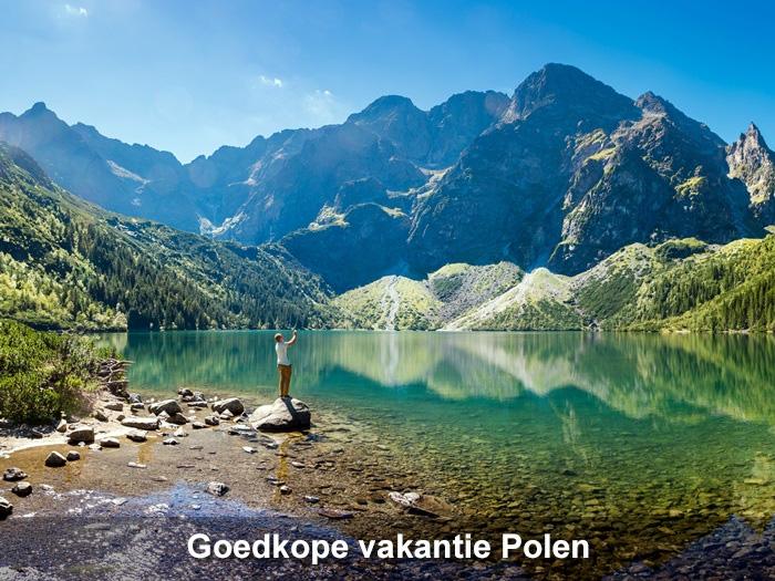 Goedkope vakantie Polen. Boek de goedkoopste reis en het verblijf in Polen.
