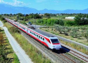 goedkope Griekenland trein vakantie