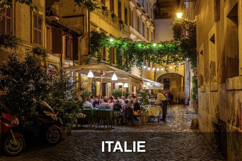 goedkope vakantie naar Italië